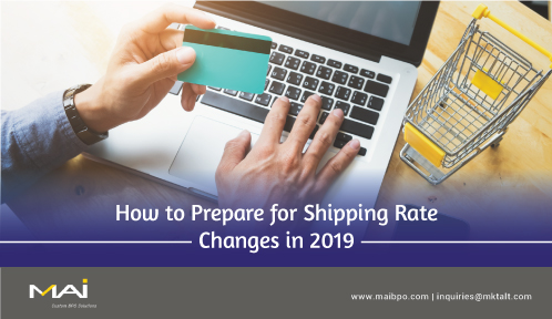 Major Shippers Revise their Rates in 2019