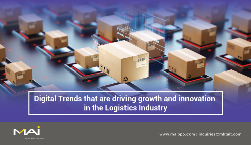 Tech Trends for Logistics Industry